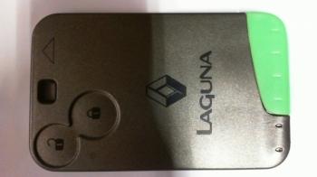 keycard renault